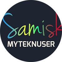 Samisk Myteknuser Logo